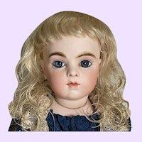 Beautiful Bru Jne Rare Small Size 4 Antique Doll