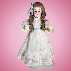 "Sweet Blue Eyed 14"" Simon Halbig 1079 Doll"