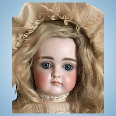 Gorgeous Kestner XI Closed Mouth Doll 16""