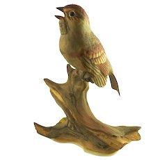 Vintage Boehm Tree Sparrow Porcelain