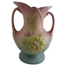 Vintage Hull Pottery Magnolia Vase