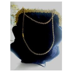 Beautiful Dark Blue Velvet Vintage Purse