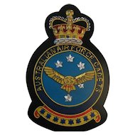 Australian Air Force Cadets Bullion Badge