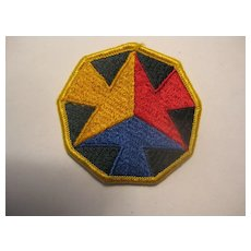 American MiliaryPatch