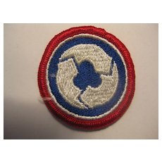 American Military Patch