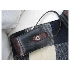 Brighton Leather Telephone Case (Flip Phone)