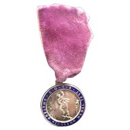 Vintage Scottish Highland Dancing Medal