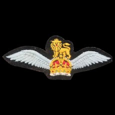 Royal Air Force Helicopter Unit Patch