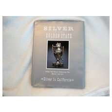 """Vintage California """"Silver in the Golden State"""" Book"""