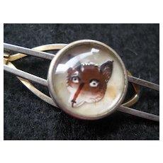 Vintage FOX Tieclip
