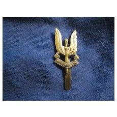 Vintage British Special Air Services Badge