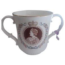 Beautiful Loving Cup Queen Mother 1980