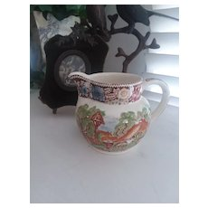 Early Vintage English Creamer by Midwinter