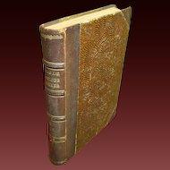 Gorgeous Bound Danish Edition 'Samlede Vaerker' - Jonas Lie - 1903