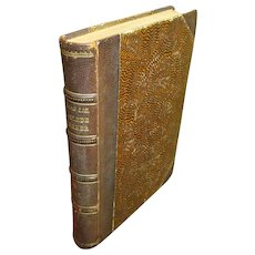 Gorgeous Bound Danish Edition 'Samlede Vaerker' - Jonas Lie - 1903