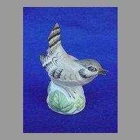 Vintage Crown Staffordshire House Wren Figurine