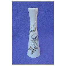Vintage Alboth Kaiser Bird of Paradise Bud Vase
