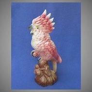 Maddux Pink Cockatoo Figure