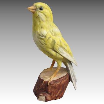 Vintage Goebel Canary Figurine