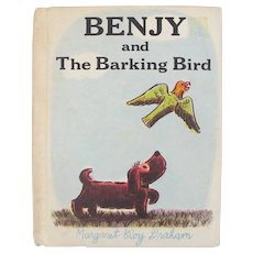 Benjy and the Barking Bird Vintage Children's Book