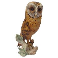 Goebel barn Owl Figurine