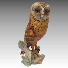 Goebel barn Owl Figurine