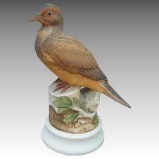 Vintage Andrea Mourning Dove Figurine