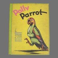 Vintage Polly Parrot Children's Book