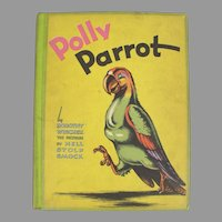 Vintage Polly Parrot Children's Book