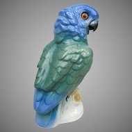 Vintage parrot Perfume Lamp Nightlight  from Germany