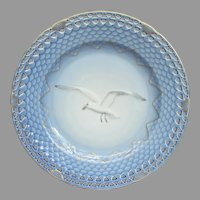 Vintage Bing and Grondahl Seagull Plate Limited Edition
