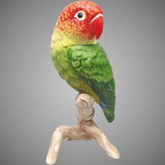Vintage Goebel Lovebird Figurine