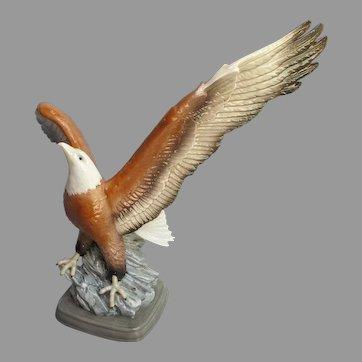 Vintage Crystal Cathedral Anniversary Eagle Figurine