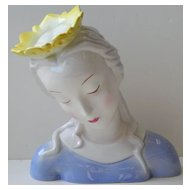 Goldscheider Porcelain of Princess or Queen