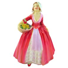 Royal Doulton  Porcelain Figurine- Janet