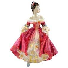 Royal Doulton  Porcelain Figurine- Southern Belle