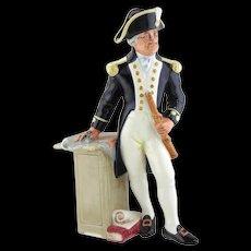 Royal Doulton  Porcelain Figurine- The Captain