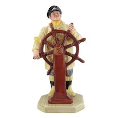 Royal Doulton  Porcelain Figurine- The Helmsman