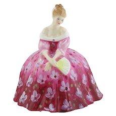 Royal Doulton  Porcelain Figurine- Victoria