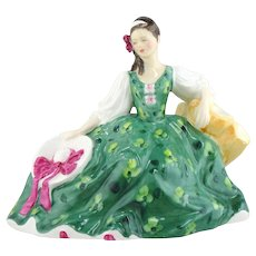 Royal Doulton  Porcelain Figurine- Elyse