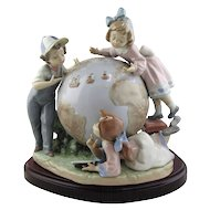 Lladro Figurine - Voyage of Columbus  #5487