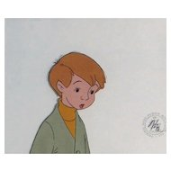 Christopher Robin by Walt Disney Studios - Production Animation Cel