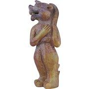 Chinese Hard Stone Mythical Creature
