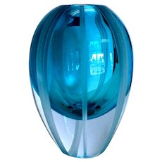Waterford Evolution 'Aqua Haze' Vase