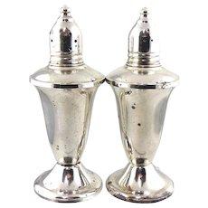 Vintage Sterling Salt and Pepper Set – Duchin Creation