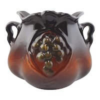Floretta Weller Vase with Two Handles