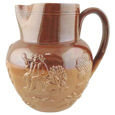 Doulton Lambeth Toby Philpot Pitcher