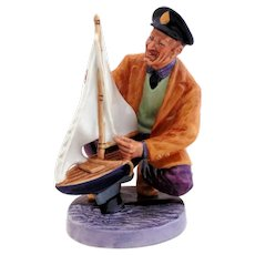 Royal Doulton Porcelain: A Sailor's Holiday