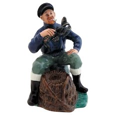 Royal Doulton Porcelain: The Lobster Man