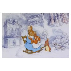 The Tale of Peter Rabbit & Benjamin Bunny-Josephine, Flopsy, Mopsy and Cotton-tail